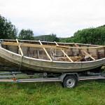 Föreningen Allmogebåtar i Luleå Nordlandsbåten Urn