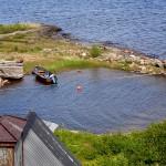 Hamnen på Germandön