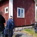 Hus på germandön