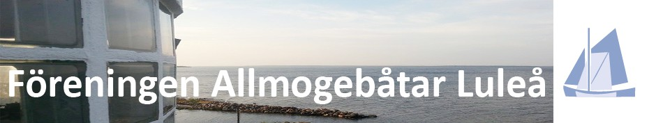 Föreningen Allmogebåtar i Luleå